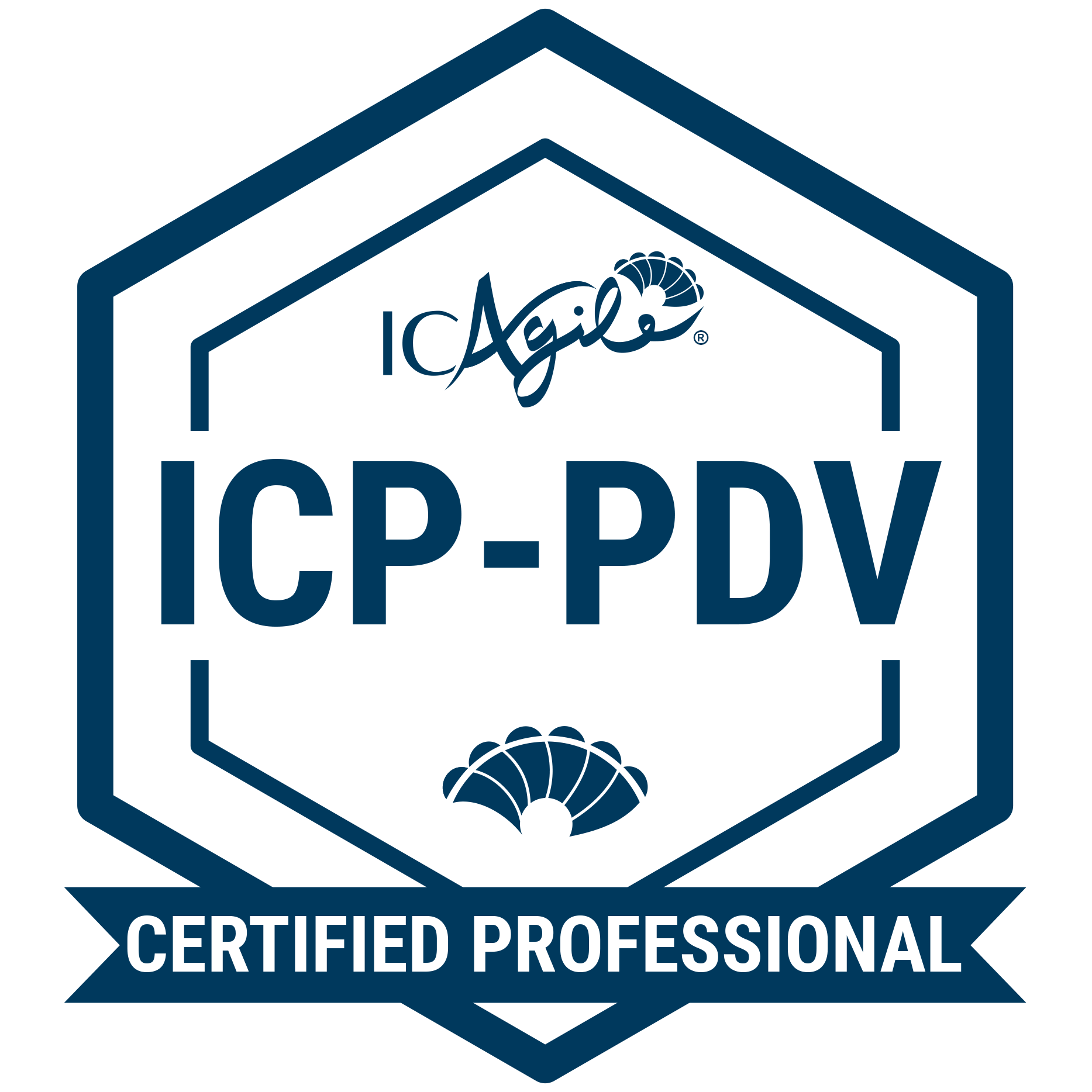 ICP-PDV badge